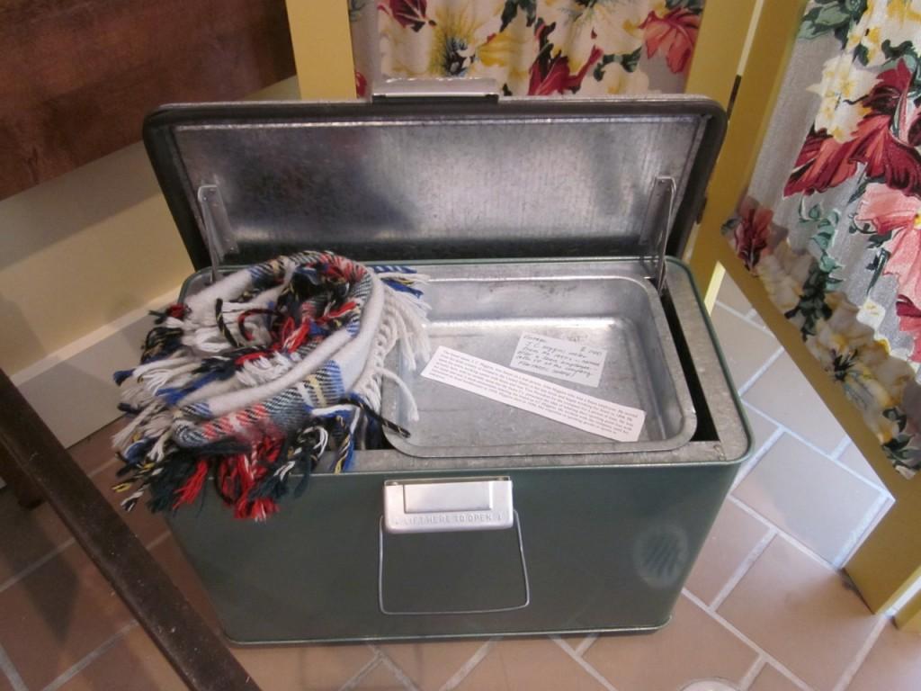 JC Higgens cooler ($140)