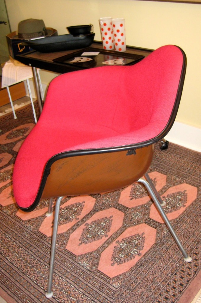 Herman Miller Armshell chair. $450 each (we have a pair!)