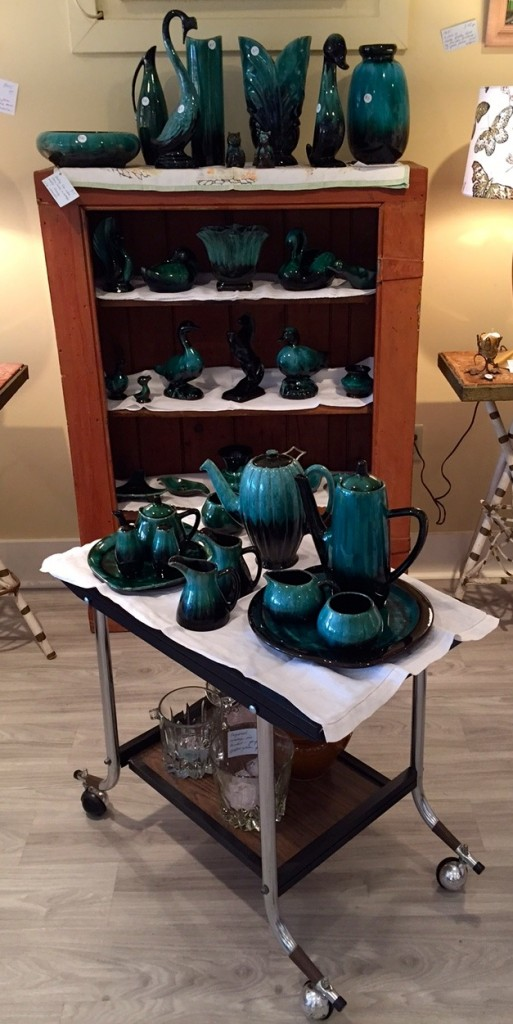 Blue Mountain pottery collection.
